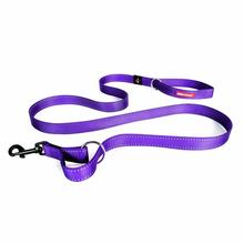 EzyDog Vario 4 Multifunctional Dog Leash - Purple