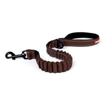 EzyDog Zero Shock Dog Leash - Chocolate