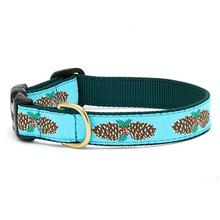 Pinecones Dog Collar by Up Country
