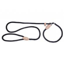 fabdog® Mountain Rope Slip Leash - Black