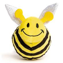 fabdog® Bumble Bee faball Squeaky Dog Toy