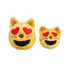fabdog® Cat Emoji faball® Dog Toy