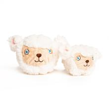 fabdog® Country Critter faball® Dog Toy - Sheep