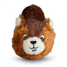 fabdog® Country Critter faball® Dog Toy - Beaver