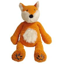fabdog® Floppy Friends Dog Toy - Fox
