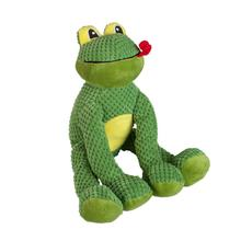 fabdog® Floppy Friends Dog Toy - Frog