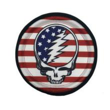 fabdog® Grateful Dead Patriotic Disc Dog Toy