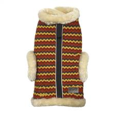 fabdog® Mammoth Lodge Shearling Dog Jacket