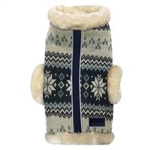 fabdog® Tahoe Lodge Shearling Dog Jacket