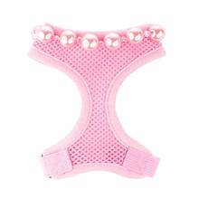 Fabuleash Boo Collection Pearl Dog Harness - Pink