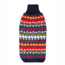 Multicolor Dream Alpaca Dog Sweater by Alqo Wasi