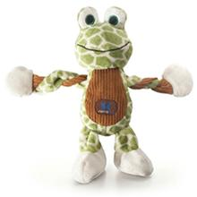 Farm Pulleez Dog Toy - Frog
