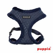 Farren Adjustable Dog Harness by Puppia - Navy