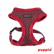 Farren Adjustable Dog Harness by Puppia - Wine