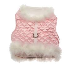 Fashion Diva Dog Harness by Cha-Cha Couture - Light Pink