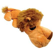 FatHedz Mini Plush Dog Toy - Lion