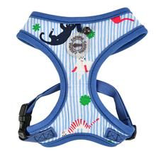 Faye Basic Style Cat Harness by Catspia - Blue
