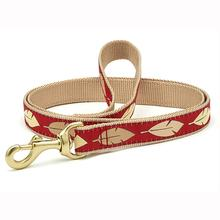 Feathers Dog Leash by Up Country
