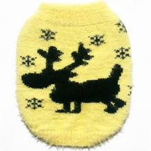 Feathersoft Moose Dog Sweater By Hip Doggie