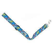 Comic Sounds Wide City Dog Leash by RC Pets