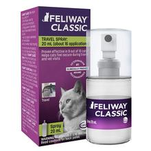 Feliway Classic Calming Travel Spray for Cats - 20 ml