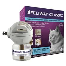 Feliway Classic Plug-in Home Diffuser Starter Kit for Cats