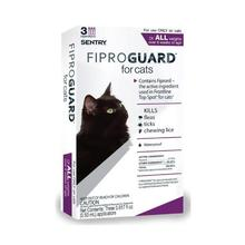 FiproGuard Topical Flea/Tick 3-Month Cat Treatment