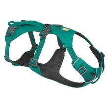 Flagline Dog Harness by RuffWear - Meltwater Teal