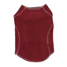 Fleece Jumper Dog Sweater by My Canine Kids - Burgundy