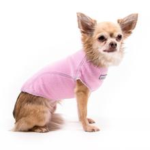 Fleece Jumper Dog Sweater by My Canine Kids - Pink