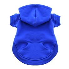 Flex-Fit Dog Hoodie by Doggie Design - Blue