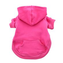 Flex-Fit Dog Hoodie by Doggie Design - Pink