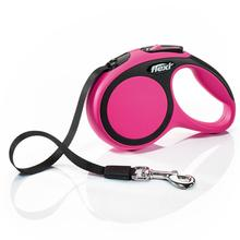 Flexi Comfort Tape Retractable Dog Leash - Pink