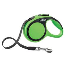 Flexi Comfort Tape Retractable Dog Leash - Green