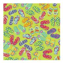 Flip Flop Fun Dog Bandana