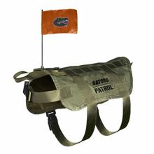 Florida Gators Tactical Vest Dog Harness
