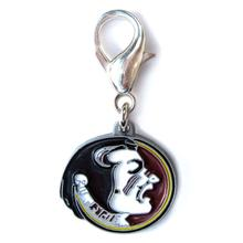 Florida State University Seminoles Dog Collar Charm