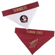Florida State Seminoles Reversible Dog Bandana Collar Slider