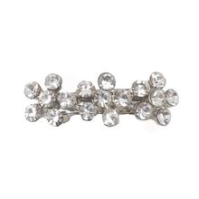 Flower Barrette by foufou Dog - Clear