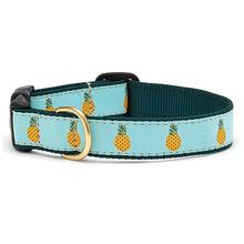 Pineapple Dog Collar by Up Country