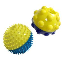 fouFIT TPR Treat Dispensing Ball Dog Toys - 5