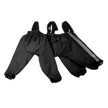 foufou Dog Bodyguard Dog Pants - Black