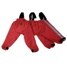 foufou Dog Bodyguard Dog Pants - Red