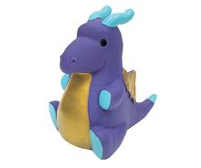 foufou Dog Dragon Chew Latex Dog Toy - Purple