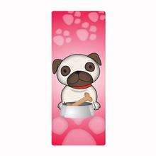 foufou Dog Love Your Breed 3D Bookmark - Pug