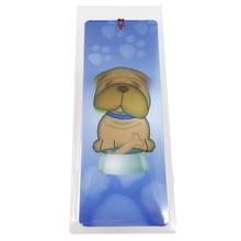 foufou Dog Love Your Breed 3D Bookmark - Sharpei