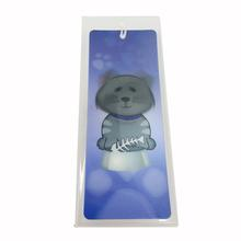 foufou Dog Love Your Breed 3D Bookmark - Tabby Cat