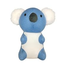 foufou Dog Pastel Pal Spikers Dog Toy - Koala