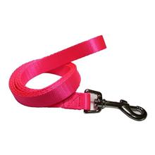 Foxy Solid 5' Dog Leash by Cha-Cha Couture - Pink