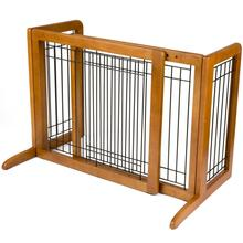 Freestanding Pet Gate - Autumn Matte